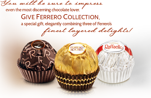 CHOCOLATE COLLECTION FERRERO