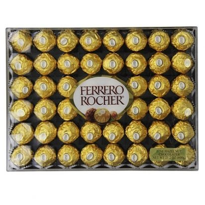 CHOCOLATE ROCHER 48 VIEN