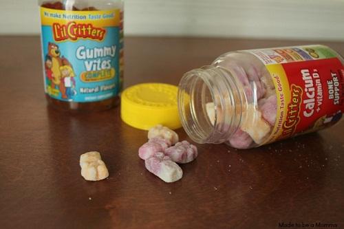 Calcium-Vitamins