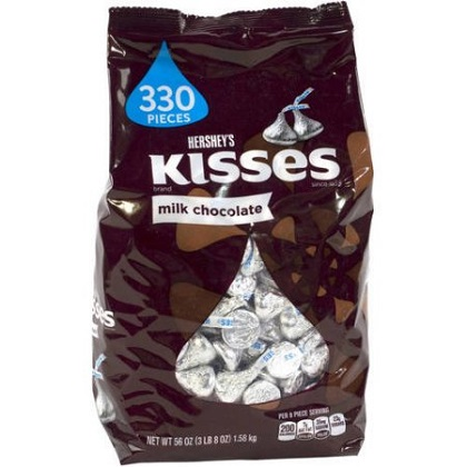 Chocolate Hershey's Kisses sữa