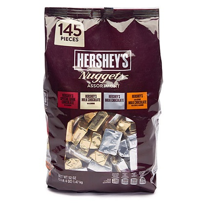Chocolate Hershey's Nuggets 1,47kg