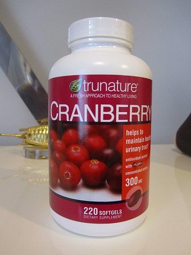 Cranberry trunature 220v 2