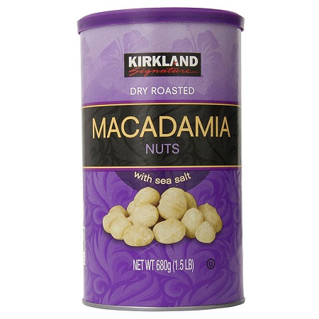 Hạt macadamia Kirkland