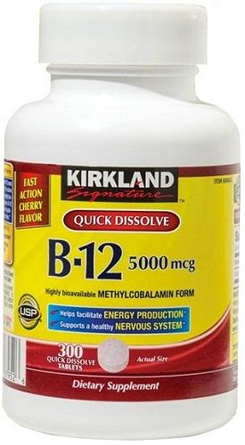 Kirkland-Signature-Quick-Dissolve-B12-500mcg-300v