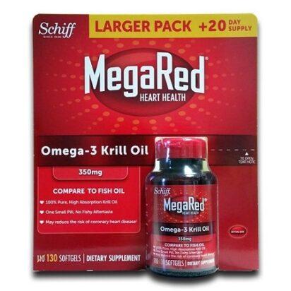 MEGARED OMEGA 3 KRILL OIL