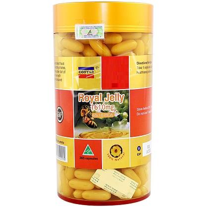 Sữa ong chúa Royal Jelly Costar 365v