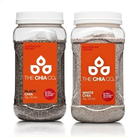THE CHIA SEEDS