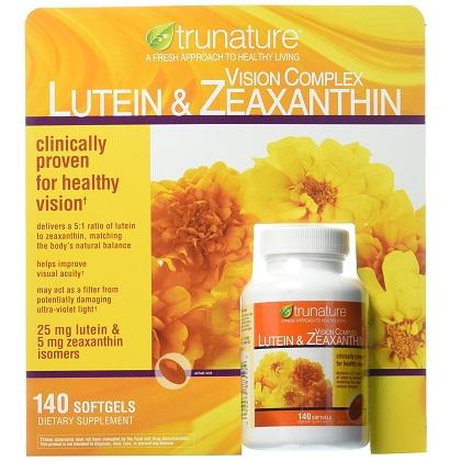 Viên bổ mắt Trunature Lutein Zeaxanthin