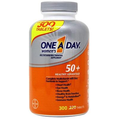 Vitamin One A Day cho nữ trên 50 tuổi