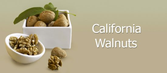WALNUTS CALIFORNIA