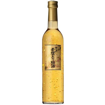 Rượu Mơ Vảy Vàng Kikkoman Nhật (500ml)